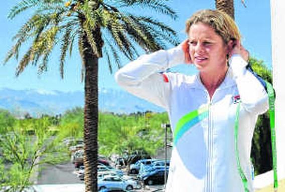 Clijsters: 'Ik mis Justine'