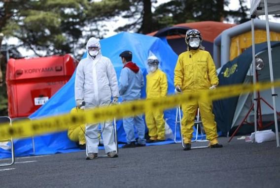 'Zeer hoge' radioactieve uitstoot in Fukushima