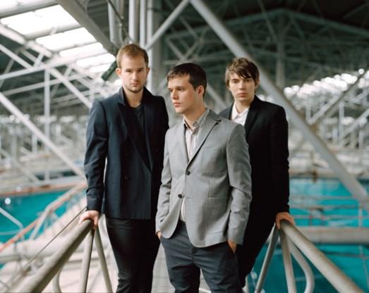 Concert White Lies LIVE op De Standaard Online