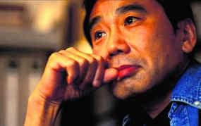 Haruki Murakami. photo news
