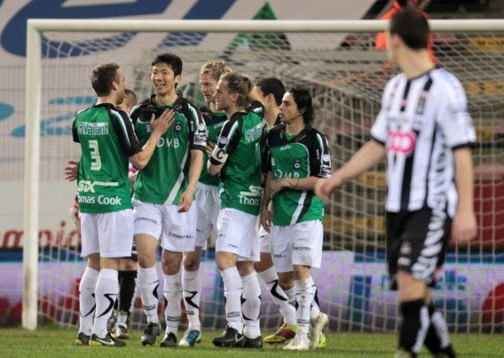 Cercle Brugge wint inhaalwedstrijd onder voorbehoud