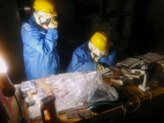 Hoge radioactiviteit ook buiten de evacuatiezone