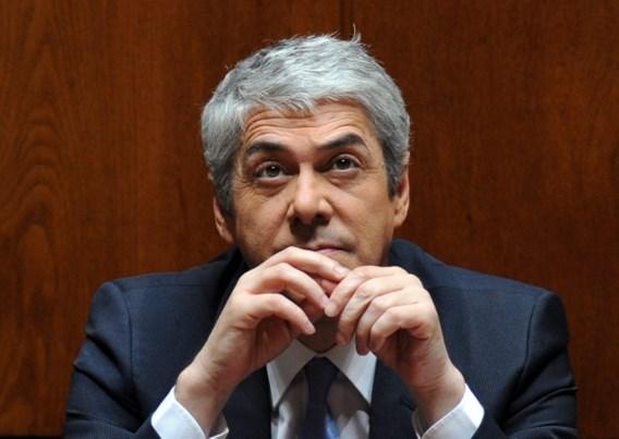 Portugese premier dient ontslag in
