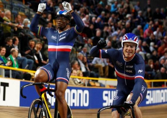 Frankrijk herovert wereldtitel teamsprint