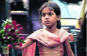 De Britse documentaire 'The slumdog children of Mumbai' vertelt het verhaal van vier Indiase straatkinderen.rr