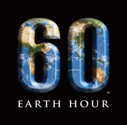 Lichten uit voor nieuwe editie Earth Hour