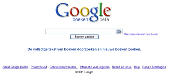 Rechter dwarsboomt digitale bibliotheek Google