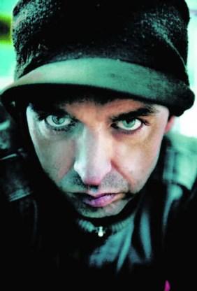Serge Buyse, Izegemse rapper. Koen Bauters