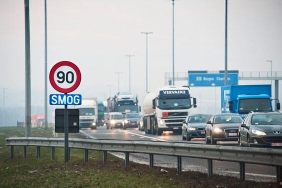 België voor rechter wegens te veel fijn stof