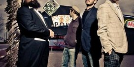 Stereo MC's, Das Pop en The Subs op Feest in het Park
