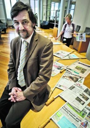 Mediaspecialist Wilfried Vandaele (N-VA): 'De VRT heeft een gemeenschapsvormende rol'. Bart Dewaele
