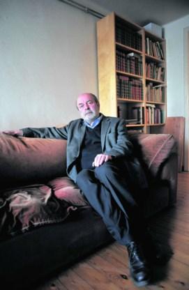 Leonard Nolens: een wijze uil die genoeg heeft aan zichzelf.Katrijn Van Giel
