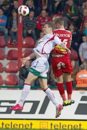 Zulte Waregem wint verdiend derby in Kortrijk
