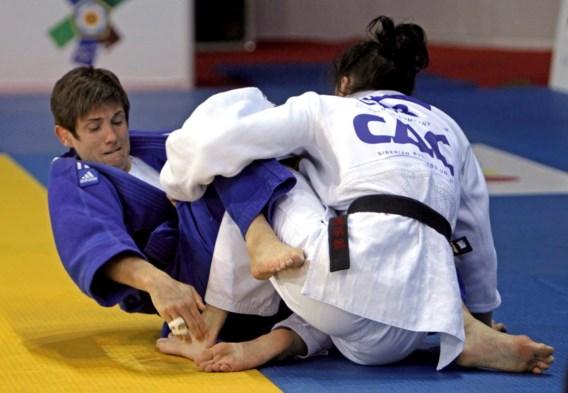 Ilse Heylen verovert goud op World Cup judo Isla Margarita