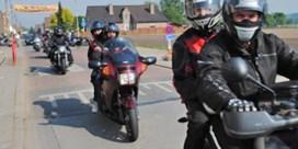Europarlementsleden op de motor door België