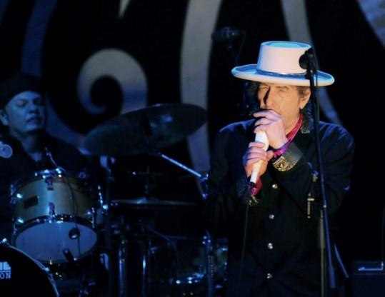 Bob Dylan ontkent Chinese censuur