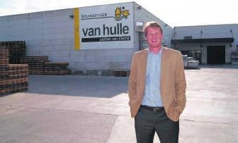 Stefaan Van Hulle: drie inbraken in enkele maanden tijd bij bouwstoffenbedrijf.rdh