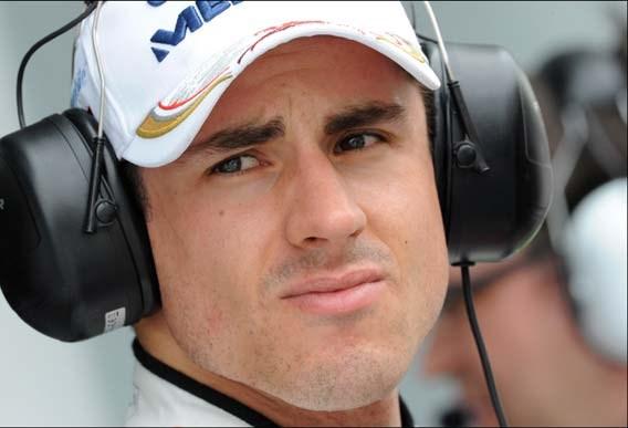 F1-rijder Sutil aangeklaagd voor knokpartij