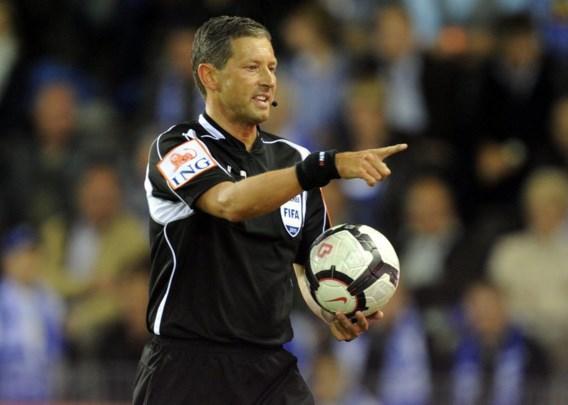 De Bleeckere fluit Rubin Kazan-Lyon in play-offs Champions League