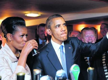 'Veel van wat de Europeanen hatelijk vonden onder Bush is onder Obama nauwelijks veranderd.'ap