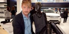 Bent Van Looy ontwerpt handschoenen voor Range Rover