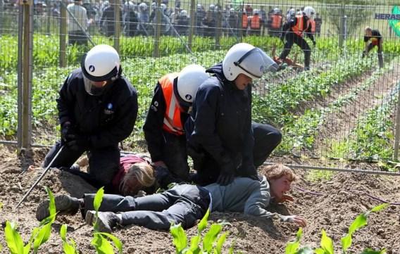 'Actievoerders aardappelveld worden vervolgd'