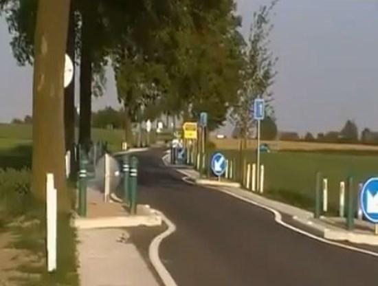 VIDEO. De meest controversiële weg van Wallonië