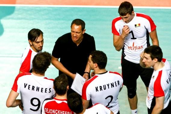 Belgische volleyballers nemen revanche in Slovenië