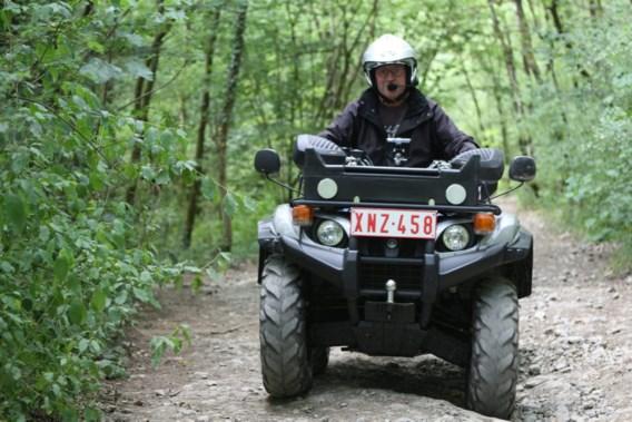 Man overlijdt na ongeval met quad