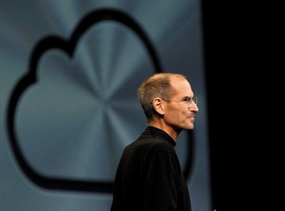 Jobs presenteert geen iPhone5, maar iCloud