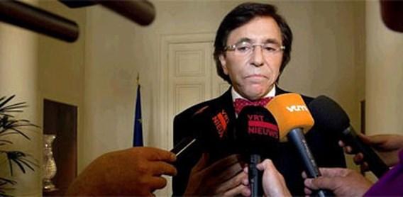Meeste Vlamingen willen Di Rupo niet als premier