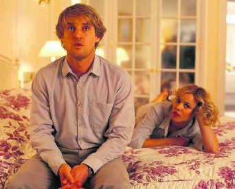 Owen Wilson en Rachel McAdams in 'Midnight in Paris'. rr
