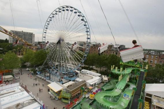 Antwerpse kermis Sinksenfoor opent vier weken de deuren