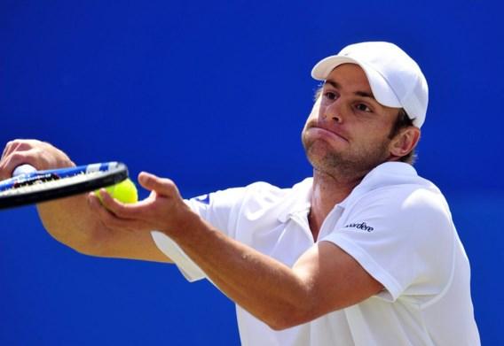 Murray voorbij Roddick naar finale Queen's