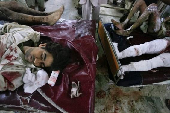 Minstens 34 doden bij opeenvolgende explosies op Pakistaanse markt
