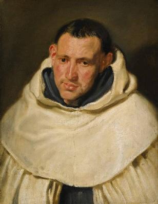 'De biechtvader van Rubens'.Sotheby's