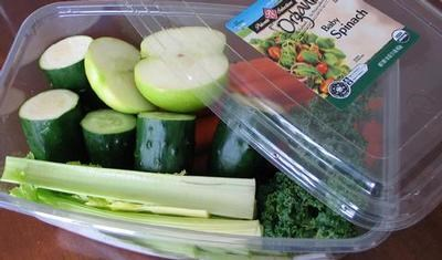 Groente en fruit goed wassen of verhitten