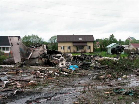44 doden na vliegtuigcrash in Rusland