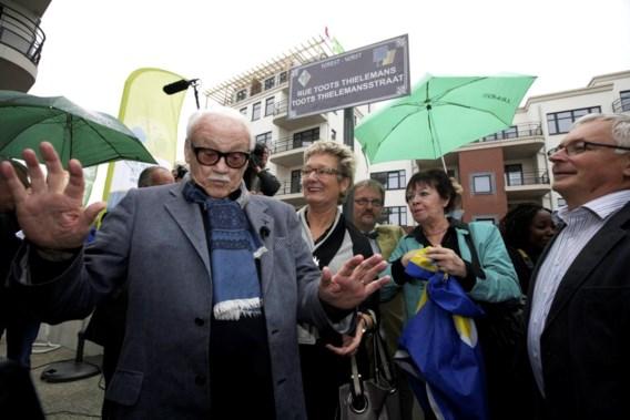 Toots Thielemans krijgt straat in Vorst