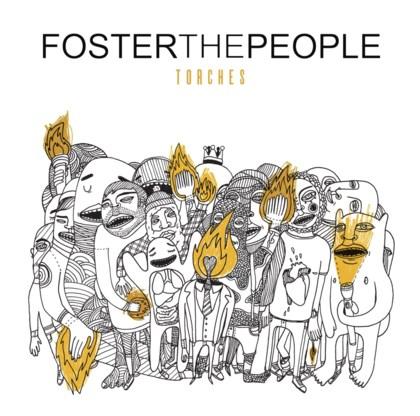 Beluister Torches, het debuutalbum van Foster The People