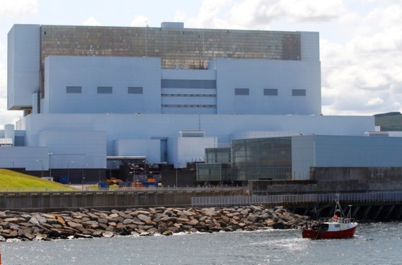 Kwallenplaag legt Schotse kerncentrale stil