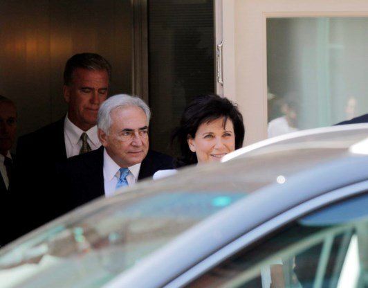 Dominique Strauss-Kahn niet meer onder huisarrest