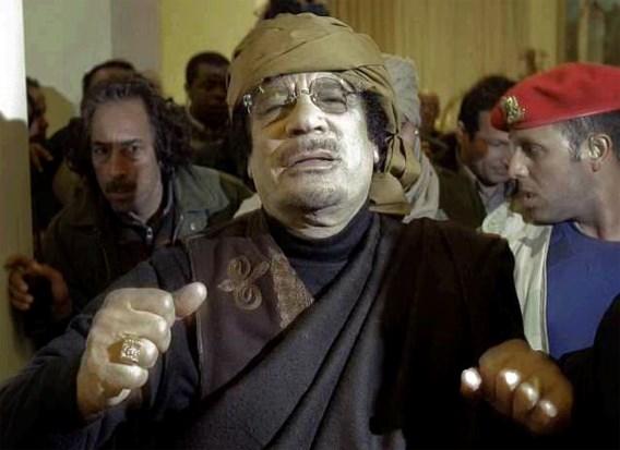 Speculatie over lot Kadhafi