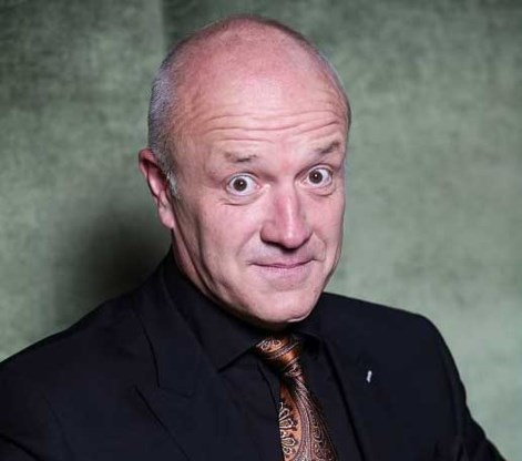 Geert Hoste: 'Ik zal eerder een titel hebben voor mijn show, dan dit land een regering!'