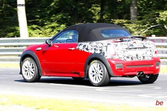 Mini Roadster: met de vlam in de pijp