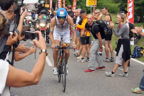 Weer nieuwe recordtijd triatlon