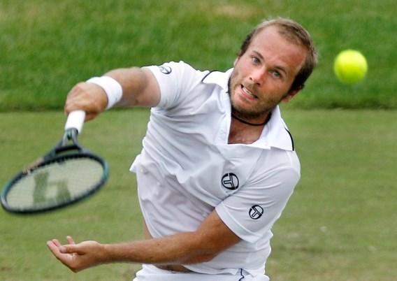 Olivier Rochus in finale Newport niet opgewassen tegen John Isner