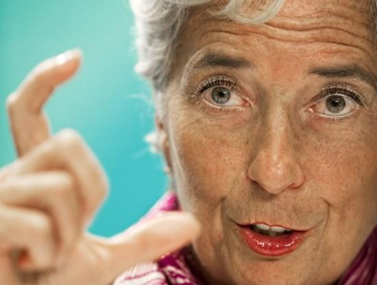 IMF-topvrouw Lagarde waarschuwt VS