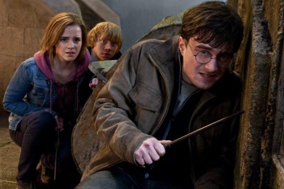 Nieuwste Harry Potter breekt potten in de VS