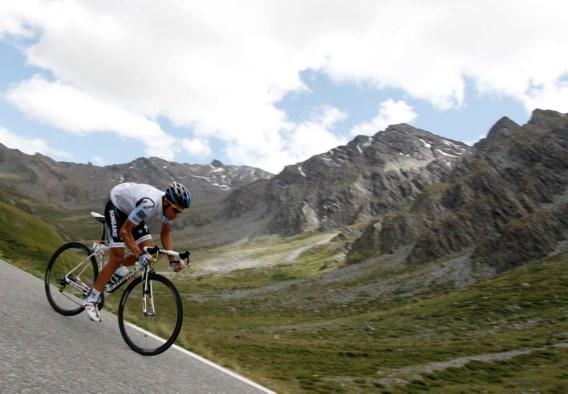 Contador: 'Ik kan deze Tour niet meer winnen'